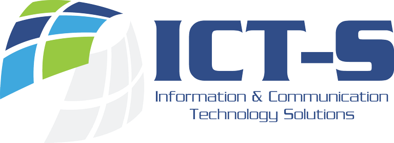 ICT-S Information & Communications Technology Solutions - Logo